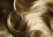 Healthy Blond Hair — Foto de Stock