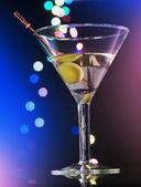 Martini Cocktail — Stockfoto
