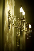 Classic Sconce Closeup — Stock Photo