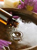 Aromatherapy. Essential Oil. Spa Treatment — Stock Photo