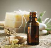 Spa Treatment. Aromatherapy. Essence — Stock Photo