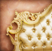 Luxury Interior detail — Stock Photo