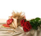 Gift — Zdjęcie stockowe