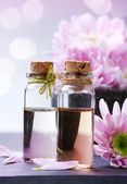 Spa Essential Oil. Aromatherapy — Stock Photo