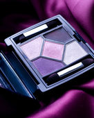 Eye Shadow Closeup. Professional Make-up — Stock Photo