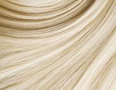 金发头发健康 — 图库照片