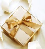 Romantyczny prezent — Zdjęcie stockowe