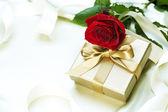 バレンタイン カード — ストック写真