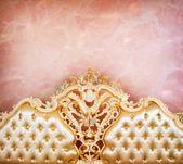Luxury Furniture Detail. Interior — Stock Photo