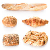 Bread Set — Stock Photo