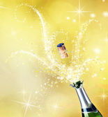 Champagne. Celebration concept — Stock Photo