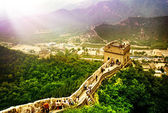 Chinese Great Wall — Foto de Stock