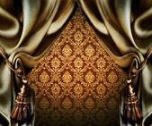 Curtains — Stock Photo