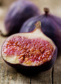 Figs Fruits close-up — Stock Photo