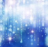рождество абстрактный фон. зимние праздники иллюстрация — Стоковое фото