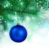 Decoración de navidad y año nuevo — Foto de Stock