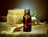 Spa Treatment. Aromatherapy. Essential Oil — Stock Photo
