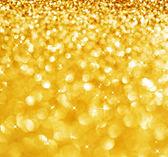 圣诞闪闪发光 background.holiday 黄金抽象 texture.bo — 图库照片