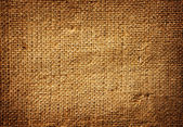Texture of sack. Burlap background — Stock Photo