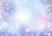 абстрактный фон зимы. рождество абстрактный боке — Стоковое фото