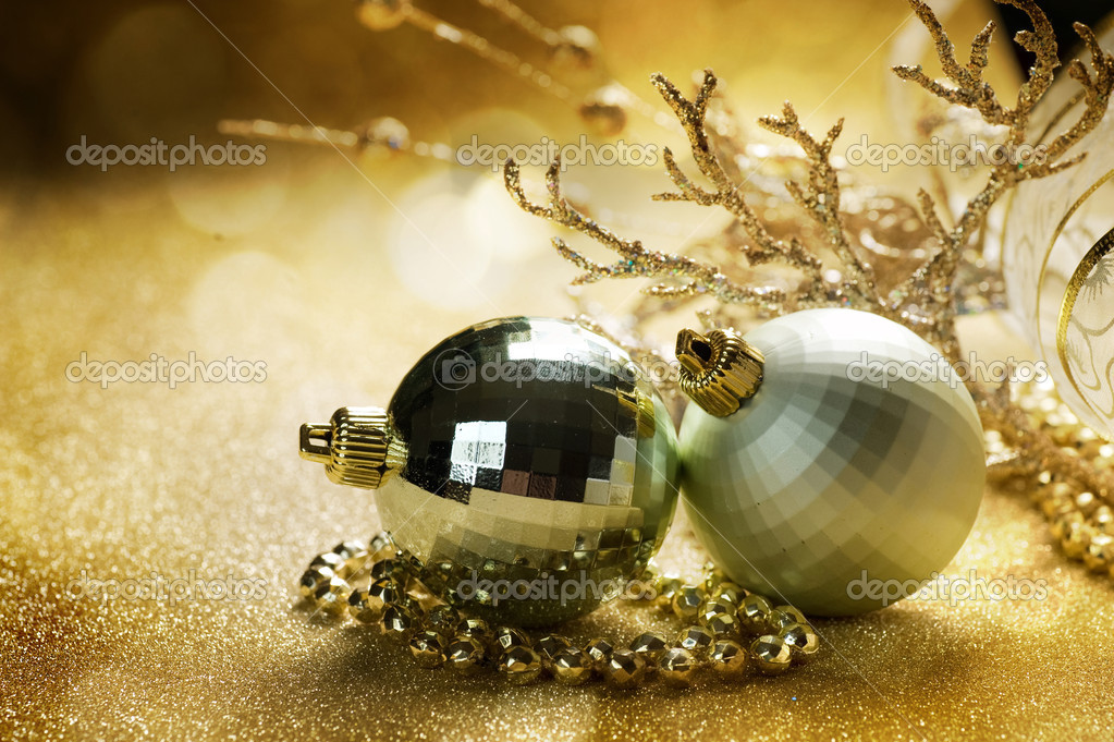 Christmas Decoration — Stock Photo #10680574