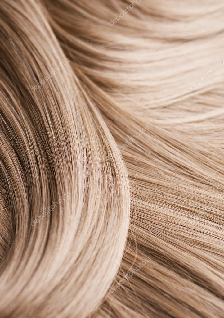 Blond Hair Texture — Stock Photo #10685385