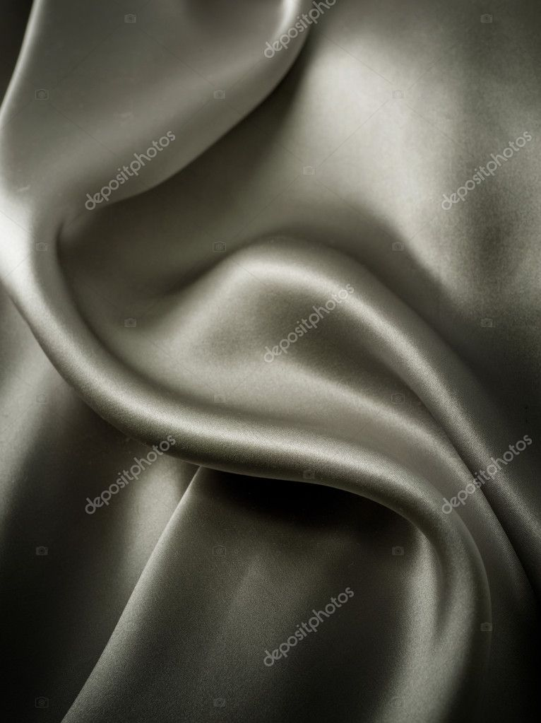 Dark Silk Background  Foto Stock #10688434