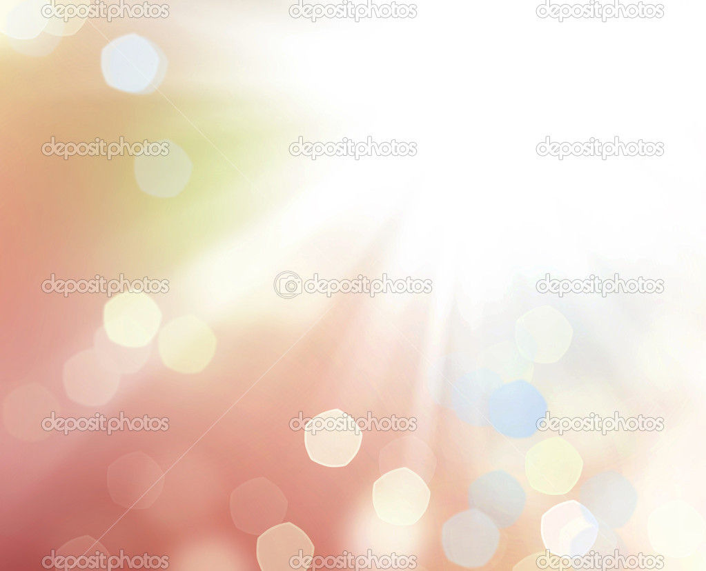 Beautiful Spring Bokeh — Stock Photo #10688606