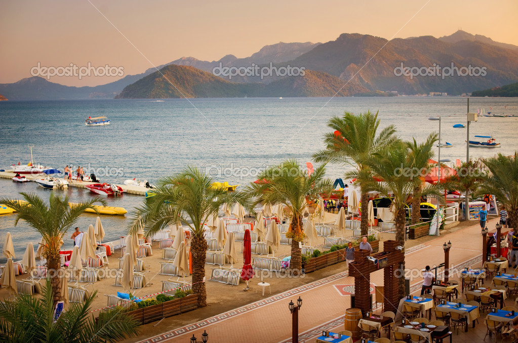 Tropical Resort — Stock Photo #10688739