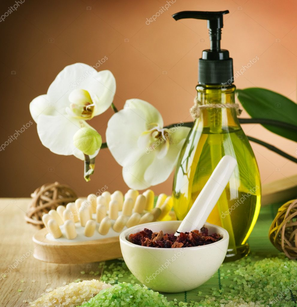 Spa and body care treatment  Stock Photo #10688762