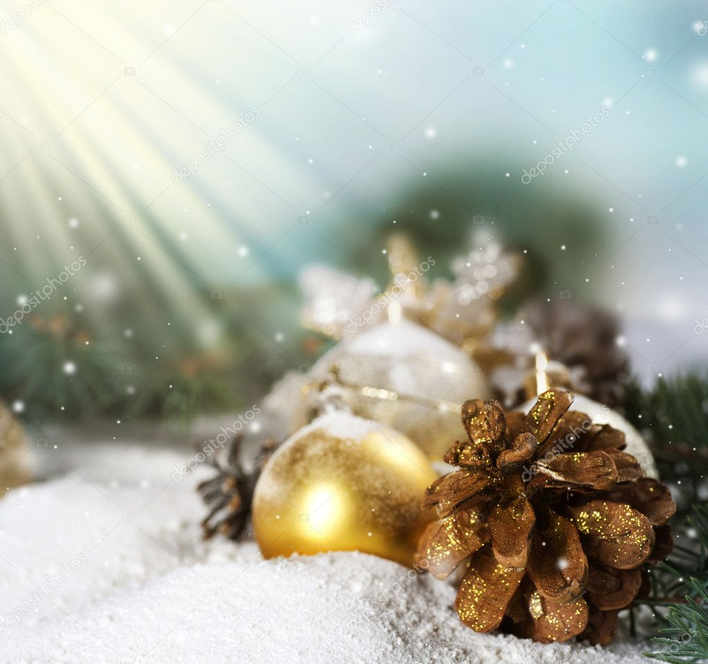 Christmas Decoration — Stock Photo #10688992