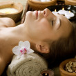 Stock Photo: Spa Woman