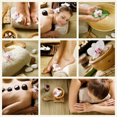 Spa Procedures. Day-spa — Stock Photo