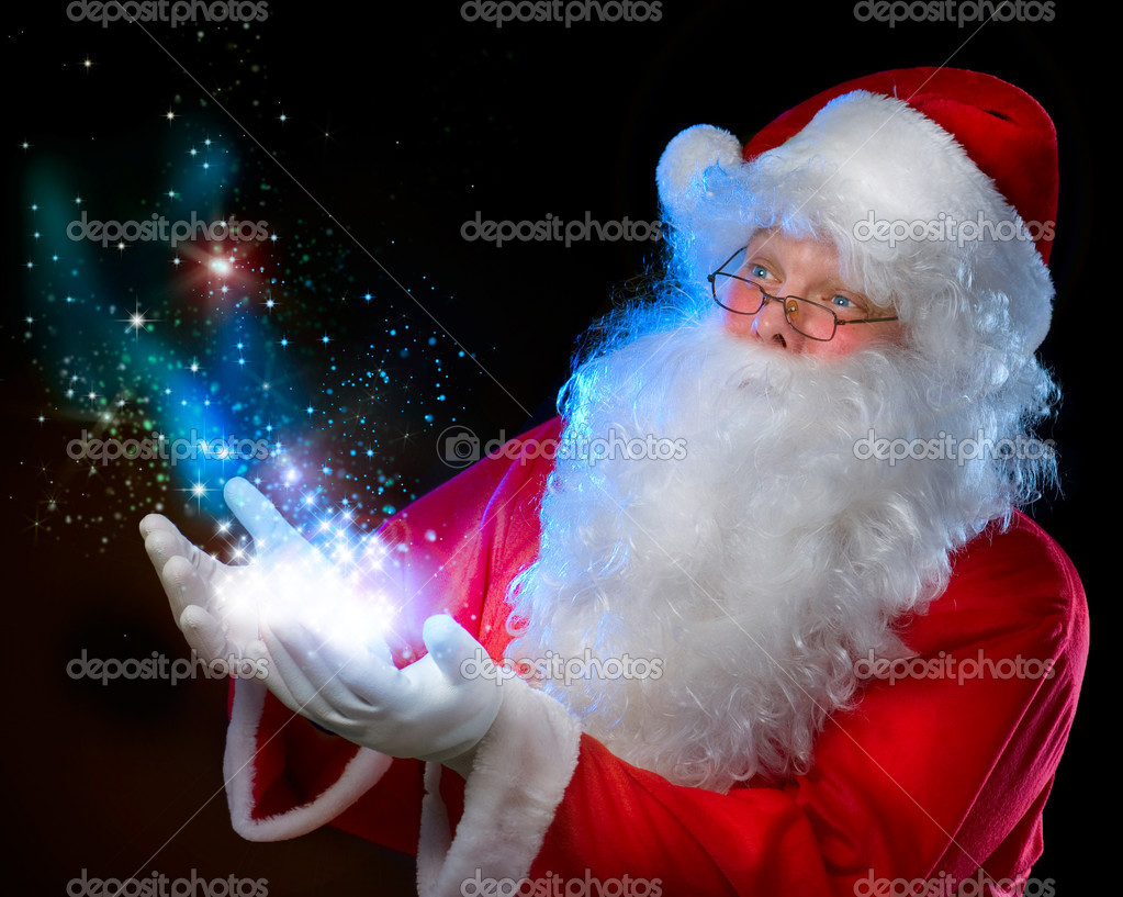 Santa Claus — Stock Photo #10747062