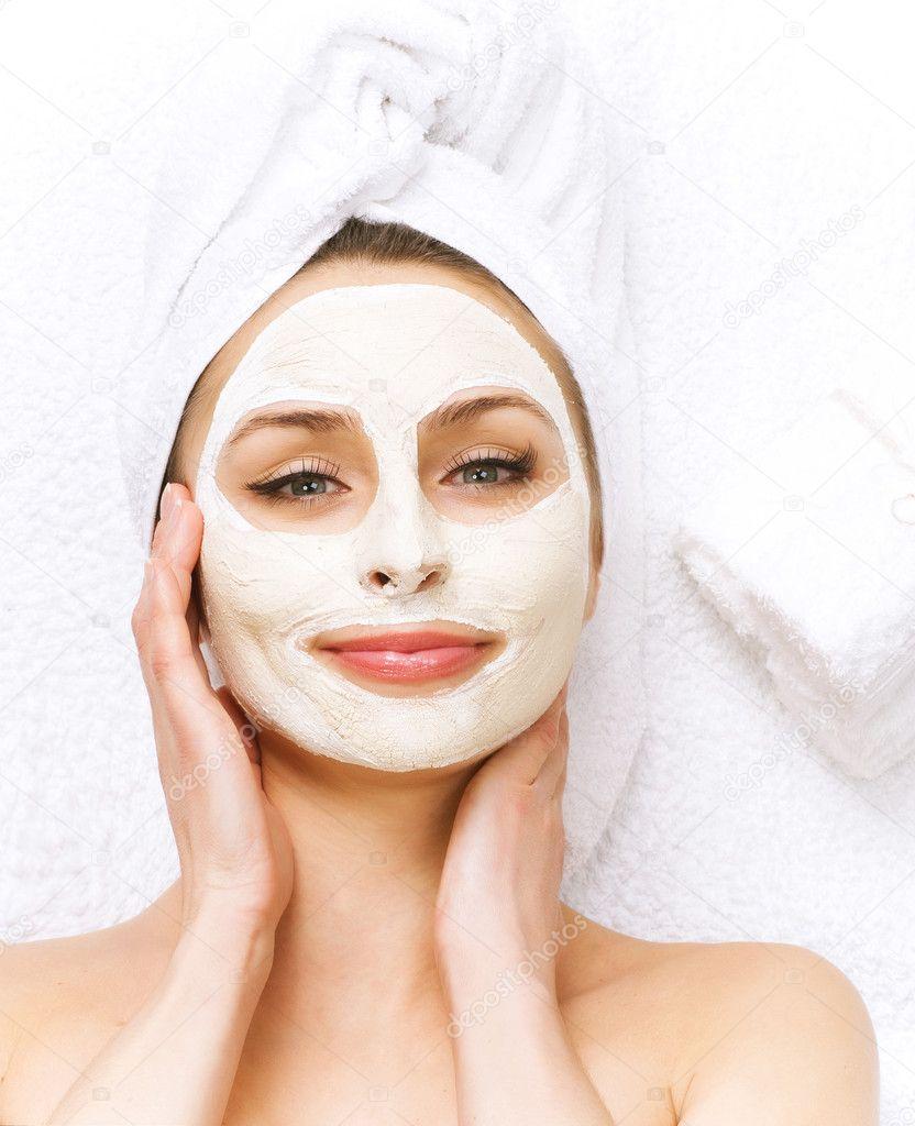 Spa Facial Mask 106