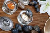 Massage tools — Stock Photo
