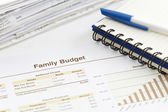 Family Budget — Stock Photo