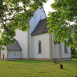Old church. Estonia — Stock Photo