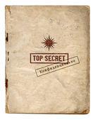 Top Secret Files / Confidential — Stock Photo