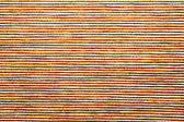 Closeup of Straw mat texture — 图库照片