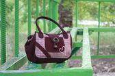 Children's bag — Stock Photo