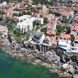 View of the beautiful town of Cascais - Portugal — Stock Photo