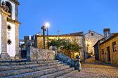 Village, linhares da Beira, church, portugal — Stock Photo