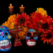 DiDe Los Muertos (Day of Dead) Alter — Stock Photo #10268139