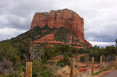 Red Rock Mountains Sedona, Arizona — Stock Photo