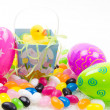 Easter Duck — Stock Photo #10461270