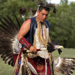 PowWow Dancer - Foto de Stock  