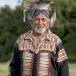 PowWow Elder - Foto de Stock  
