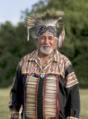 PowWow Elder — Stock Photo