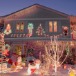 Chritmas house — Stock Photo #9647705
